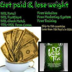 Health and Wealth Starting your business  with Health and wealth. Visit http://skinnteabiz.wix.com/tiruana  rep# 3185591 Iaso Tea Other