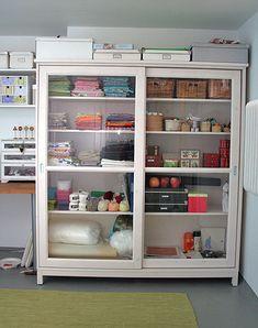 craft studio storage