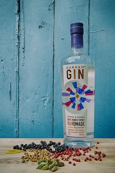 Gin soaked - two great gins - eatenup