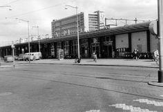 station Rotterdam Centraal 1970