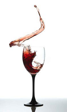 red wine splash glass photography photoshop
