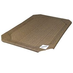 Coolaroo Elevated Pet Bed Replacement Cover Small Nutmeg >> Find out more details by clicking the image : dog beds Large Dogs, Small Dogs, Outdoor Dog Bed, Indoor Outdoor, Best Dog Training, Dog Items, Cover Size, Peta, Bed Covers