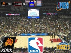 NBA 2016/17: Phoenix Suns 120-127 Denver Nuggets