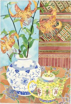 the yellow teapot GABBY MALPAS