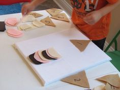 Everyday flannel board play- activities to use flannel boards with; lots of ideas!