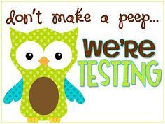 Classroom Freebies Too: Don't make a PEEP!