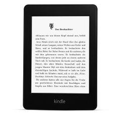 Might seem a bit superfluous among extra large smartphones and tablets, but the e-ink is still easier on the eye for reading books. Only problem: won't be delivered in time for Christmas.