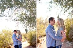 Desert Botanical Garden Engagement Scottsdale Wedding Photographer