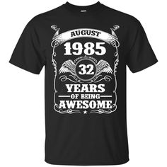 Born-in-August-19... http://99promocode.com/products/born-in-august-1985-32-years-of-being-awesome?utm_campaign=social_autopilot&utm_source=pin&utm_medium=pin Born-in-August-19...