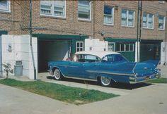 Sunday Cadillac… 1958 Sedan deVille, washed and waxed Vintage Landscape, Art Sites, Automotive Art, Chester, Old Cars, Vintage Cars, Old School, Garage, Vehicles