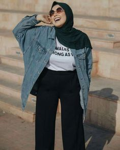 #HijabFashion #MarwaHassan