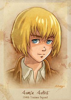 Armin Arlert 104th Trainee Squad | Attack on Titan / Shingeki no Kyojin