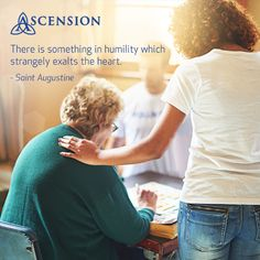 How can you act in humility this week? #MissionMonday #WeAreAscension