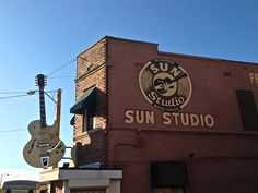 Great River Road -Sun Studio, Memphis TN
