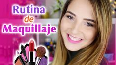 Mi RUTINA de MAQUILLAJE 💄 Everyday makeup ☆ Verosulbaran
