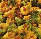 ⇒ Bimby, le nostre Ricette - Bimby, Bocconcini di Tacchino, Broccoli e Zafferano