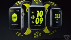 Apple Watch Nike+ stomps on the ashes of the FuelBand   The Verge