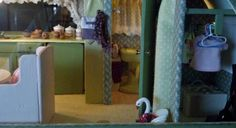 15621 Corona Dollhouse Camper by FabulousRefurbs on Etsy