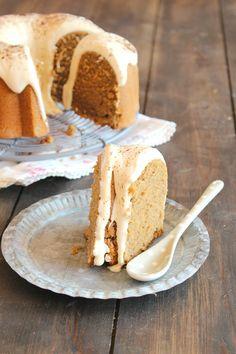 Bundt Cake de Cafe