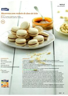 Revista Bimby Setembro 2015 Lidl, Kitchen Reviews, Thermomix Desserts, Kitchen Time, Bread Cake, Four, Recipe Cards, Cooking Tips, Cookie Recipes