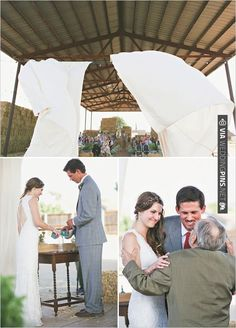 outdoor wedding ceremony   CHECK OUT MORE IDEAS AT WEDDINGPINS.NET   #weddings #weddingvenues #weddingpictures