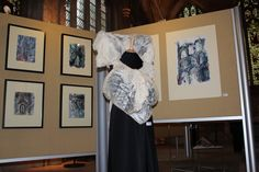 Art & design work at the Cathedral