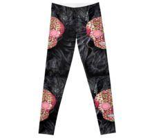 'Gothic Skull Fabric' by Maggiedolly Skull Fabric, Gothic, Pajama Pants, Pajamas, Leggings, Silk, People, Fashion, Pjs