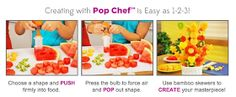PR Friendly Mom Blogger -MomsReview4You: Holiday Gift Guide- Pop Chef