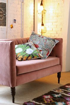 Jennifer Judd-McGee Seeds To Blossom Pillow #urbanoutfitters