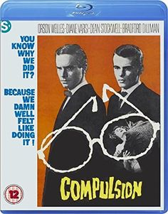 Compulsion - Blu-Ray (Signal One Entertainment Region B) Release Date: Available Now (Amazon U.K.)
