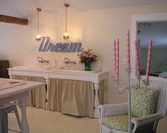 drooz studio - perfect sinks for fabric