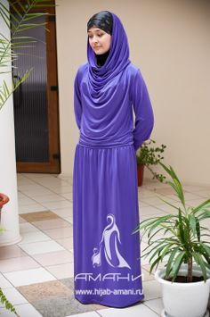 Rouz amethyst dress - price 66$ Fabric-jersey Платье Роуз аметист - цена 2300 руб Ткань-трикотаж