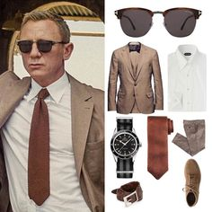 Huge Collection of Daniel Craig James Bond Suits, jackets to dress Like A great lifestyle Experience from Skyfall and Spectre. James Bond Outfits, James Bond Suit, Bond Suits, James Bond Style, Daniel Craig Suit, Daniel Craig Style, Daniel Craig James Bond, Outfit Hombre Formal, Estilo James Bond