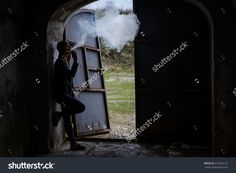 Smoke Electronic Cigarette Stock Photo 414992131 : Shutterstock