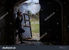 Smoke Electronic Cigarette Stock Photo 414992131 : Shutterstock