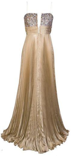 Zuhair Murad Stunning Nude Gown