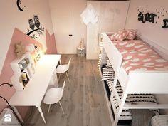 Pokoje dla nastolatków młodszych i najmłodszych - Pokój dziecka, styl skandynawski - zdjęcie od ELEMENTY - Pracownia Architektury Wnętrz