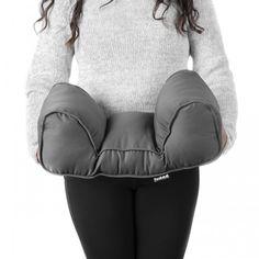 Strickkissen Basic Zubehör & Kurzwaren Hobbii Backrest Pillow, Vietnam, Pillows, Helping Hands, Velvet, Breien, Cushions, Pillow Forms, Cushion
