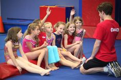 Participation is imperative for a team to work well together.  ChampionsWestlake.com/programs/Recreational-Gymnastics  #ChampionsWestlake #TyroRecreationalGymnastics #gymnastics