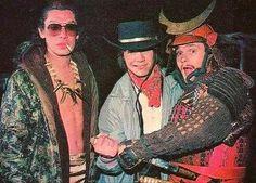 Alex and Eddie Van Halen ❤️  Michael Anthony  Pretty Woman music video 1982