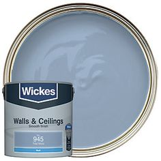 Emulsion paint with excellent opacity and a smooth finish for walls and ceilings in all interior rooms. Cleaning Equipment, Paint Colours, South Of France, Malaga, Room Interior, Ceilings, Home Improvement, Feels, Waves