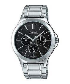 599a3f8a4c10 WW0153 Original Casio Multi Hands Chain Watch MTP-V300D-1AV Warranty  12  Months Call SMS  01789557722 01789557733  stylebud  casio  original  chain   daydate ...