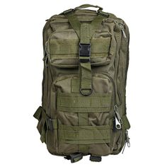 Outdoor Camouflage Backpack for Men & Women