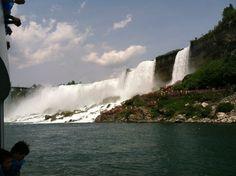 Niagara Falls, Canada. From @mlbsanta