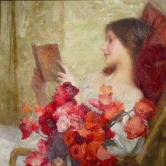 Samuel Melton Fisher #art #painting #drawing
