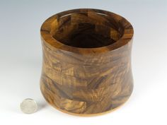Wooden bowl, Wood turning, Decorative bowl, Hawaii Koa Wood,Handmade wood bowl, Segmented bowl, Knick knack bowl, Decorative bowl,Candy bowl by TimsWoodturnings on Etsy