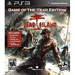 Dead Island: Game of the Year Edition (PS3) $20