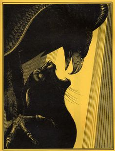 Moebius (Jean Giraud, 1938-2012) - The Eyes of the Cat.