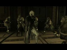 "MGS4 Raiden ""I Am Lightning"" Full Scene - YouTube『 Metal Gear Solid 4 』"