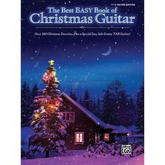 Hal Leonard The Best Easy Book Of Christmas Guitar Easy Guitar Tab Son